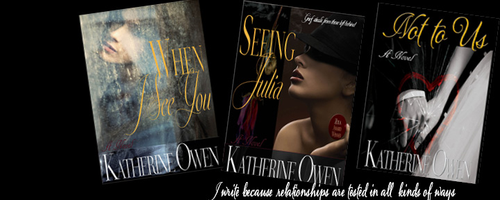 Katherine Owen's eBook Covers