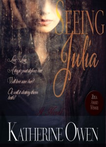 SEEING JULIA - Update for Book Cover
