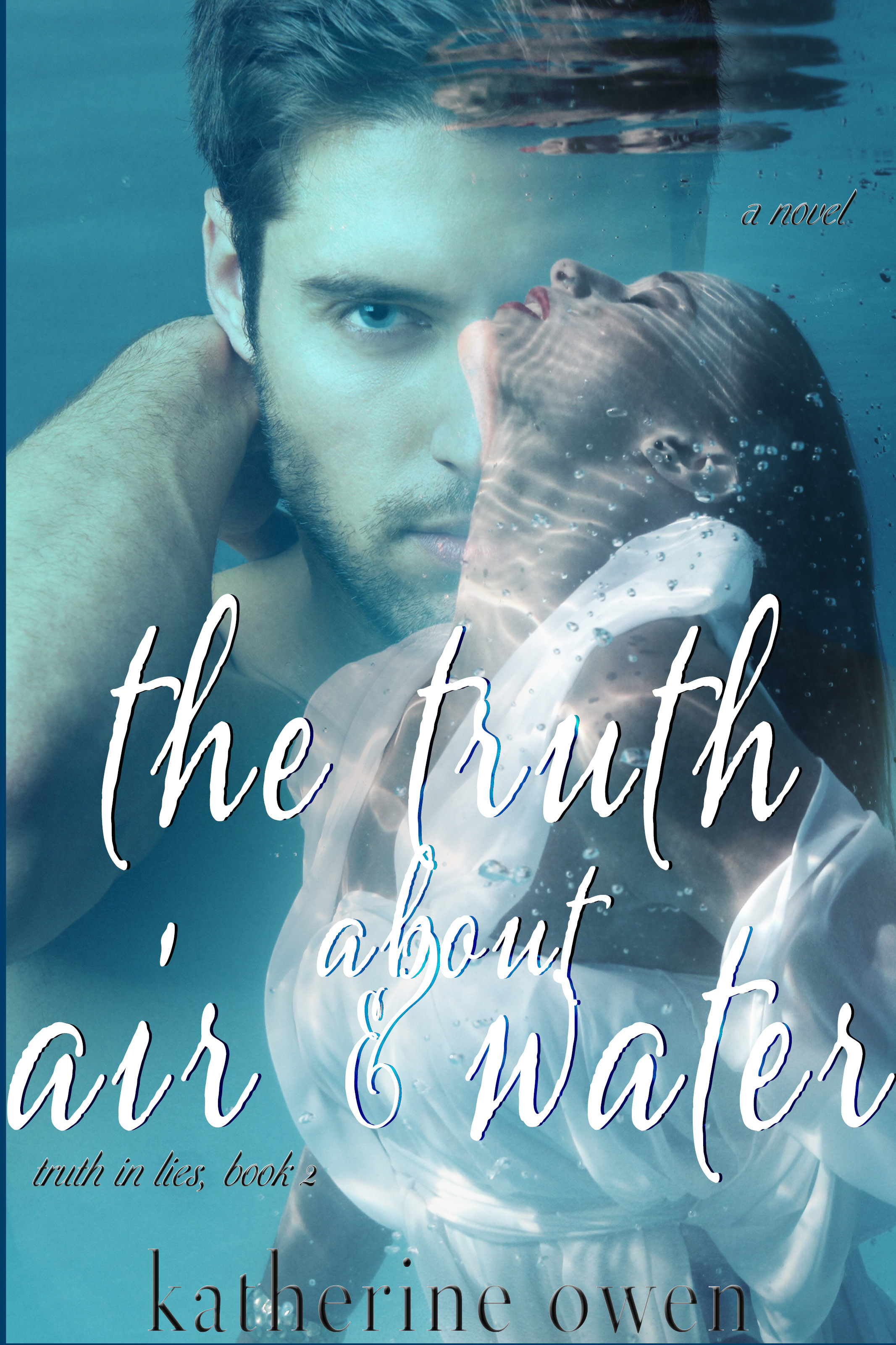 Side dose of awesomeness about The Truth About Air & Water & me