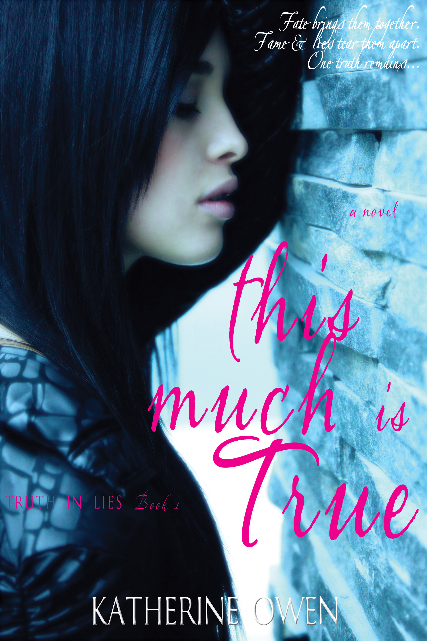 "Exclusive! BUY ""This Much Is True"" Vintage eBook Edition here!"